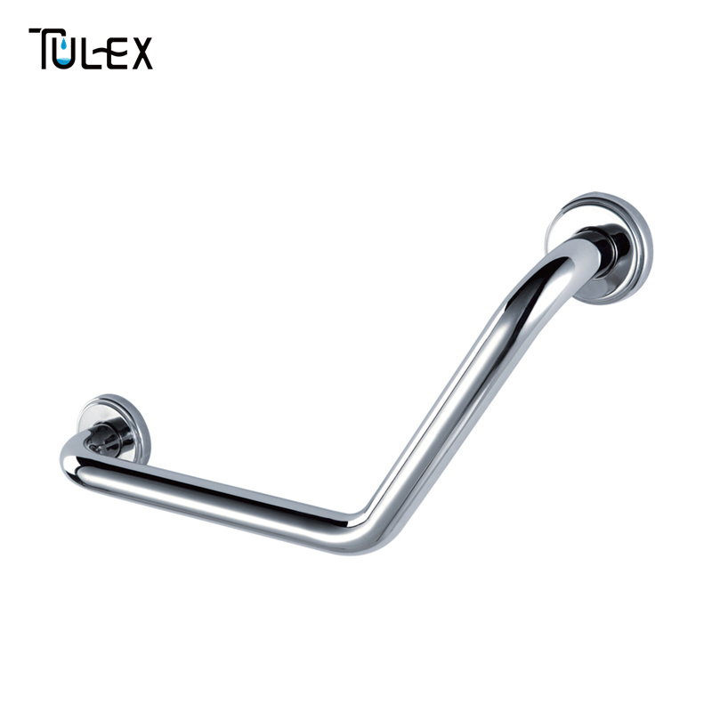 Aliexpress.com : Buy Bathroom Grab Bars For Elderly Safety Helping Handle  304 Stainless Steel Toilet Bathtub Handrail Chromed From Reliable Grab Bar  ...
