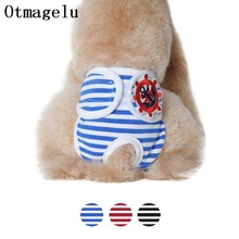 Pants Underwear Dog-Apparel-Accessories Puppy-Cat-Diapers Sanitary-Shorts Physiological