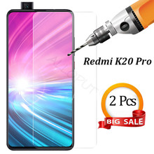 2 Pack Glass For Redmi K20 Pro Tempered Xiaomi K 20 Screen Protector Transparent Clear