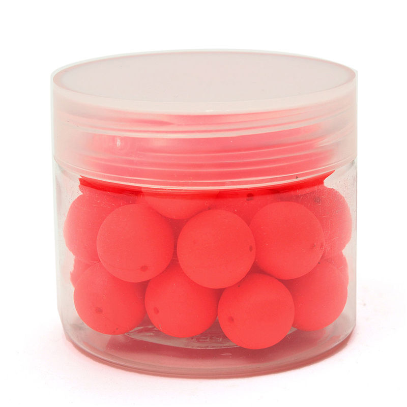 30pcs/Box Pop Ups Carp Fishing Bait Boilies Flavors 12mm Floating ball beads feeder Artificial Carp baits lure/ hair rig brand new smt yamaha feeder ft 8 2mm feeder used in pick and place machine
