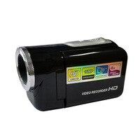 KaRue Mini 720P Digital Camera Camcorder 16MP 4X Digital Zoom 1.5 Inch Screen Video Camcorder Camera Mini DV for Children Gift