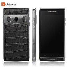 DOOGEE T3 Nuevo Smartphone 32 GB ROM 3 GB RAM Dual de la Pantalla 4.7 + 0.96 pulgadas Android 6.0 Octa Core OTG 3200 mAh MTK6753 Dual SIM