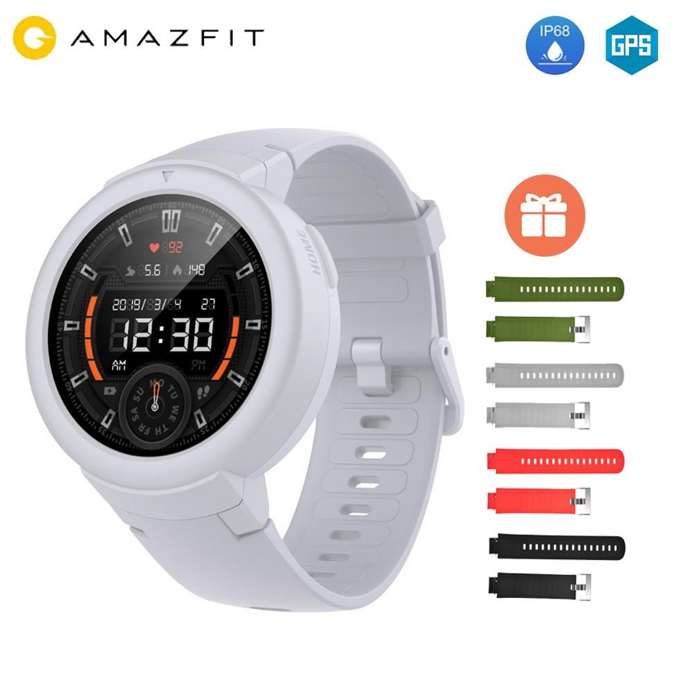 NEW Version Xiaomi Huami AMAZFIT Verge Lite Smart Watch Bip 2 GPS IP68 Waterproof Multi Sports