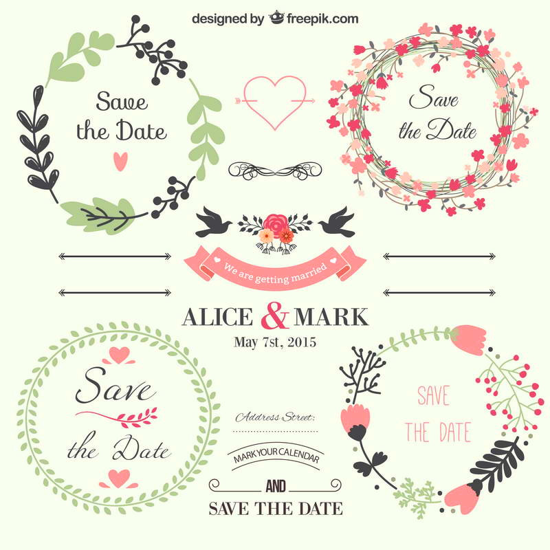 Simple Custom Wedding Photography Background Flowers Backdrops For Photo Studio Name Picture And Date Time In From Consumer