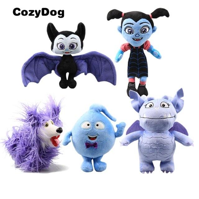 Aliexpress.com: Comprar 5 estilos Vampirina Peluche de juguete ...