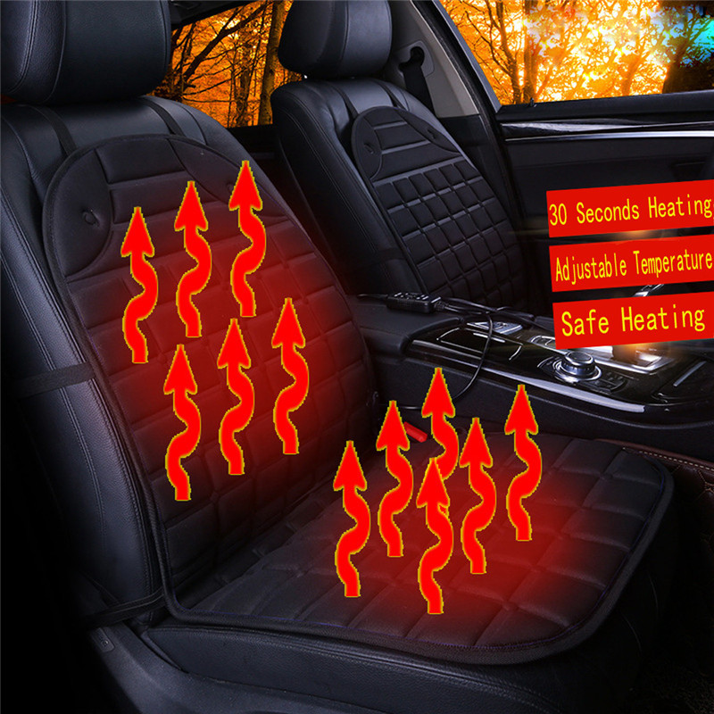 Cushion-Warmer-Cover Car-Seat-Heater Heated High Winter 12V D24 Low-Temperature Dropship