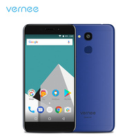Original Vernee M5 4G LTE Teléfono Móvil Del Androide 7.0 5.2 Pulgadas MT6750 Octa Core 4 GB RAM 32 GB ROM Smartphone Celular Tipo-c OTG