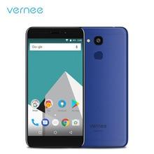 Ursprüngliche Vernee M5 4G LTE Android 7.0 Handy 5,2 Zoll MT6750 Octa-core 4 GB RAM 32 GB ROM Smartphone Handy Typ C OTG