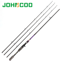 Casting Fishing Rod M MH ML Power 3 Tips 100% Carbon Baitcasting Rod Lure Rod Fishing Tackle 7' 8' Pole pesca Medium Fast