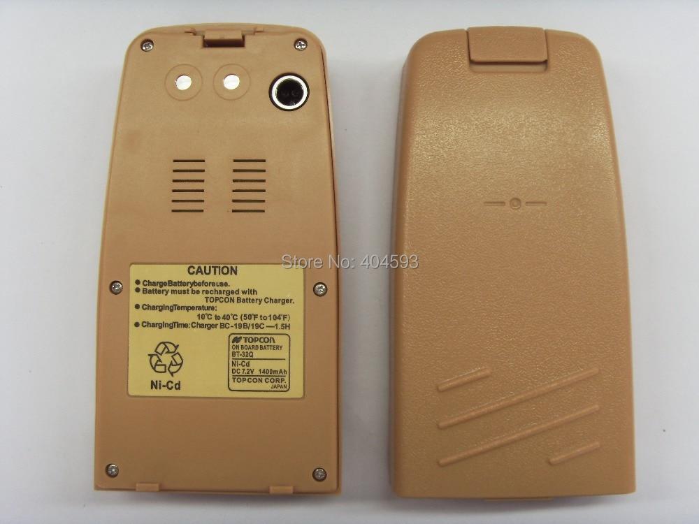 ÚJ BT-32Q akkumulátor a Topcon GTS-220/210/200 / GPT-1003 - Mérőműszerek - Fénykép 3