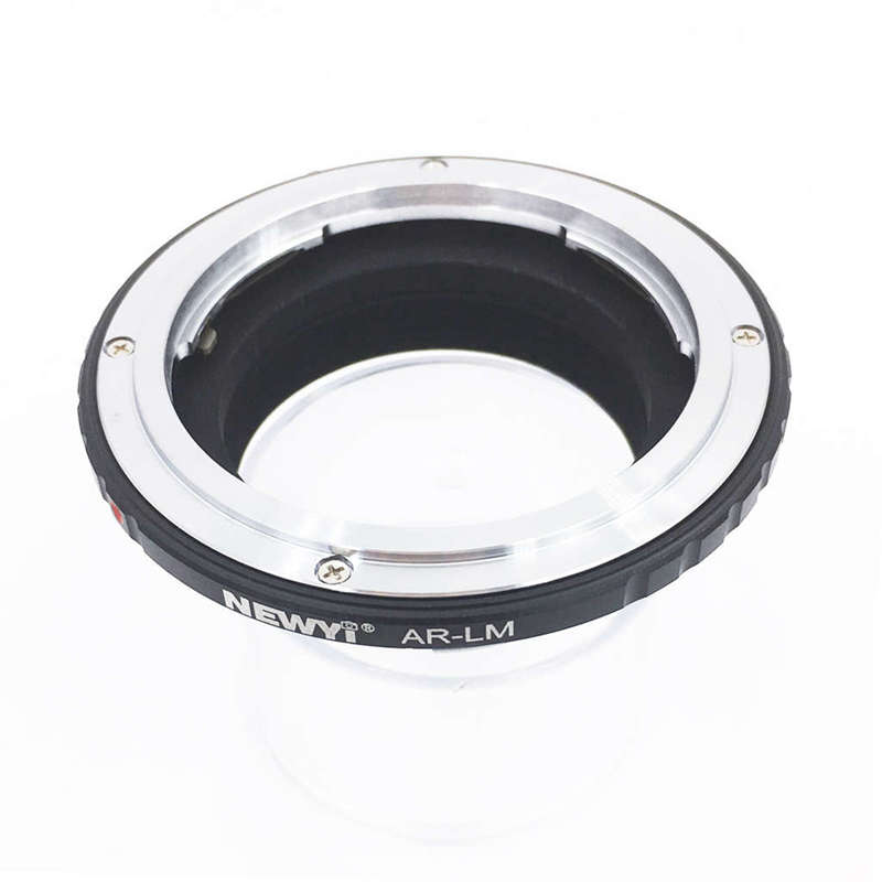 Image 2 - Newyi Om Lm Adapter For Olympus Om Mount Lens To Leica M Camera M240 M10 Techart Lm Ea7 camera Lens Converter Adapter Ring-in Lens Adapter from Consumer Electronics