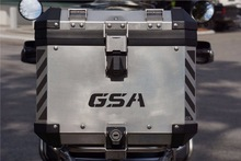 "MTKRACING GSA Adventure Motorcycle Reflective Decal Kit ""GSA"" for Touratech Top Case"