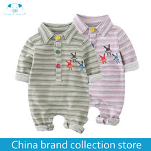 baby clothes Autumn newborn boy girl clothes set baby fashion infant baby brand products clothing bebe newborn romper MD170Q046