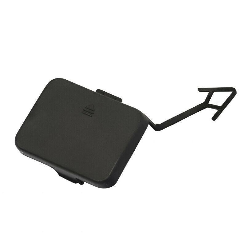 1pcs Auto Black Rear Bumper Tow Eye Hook Cover Trim For Mercedes-Benz ML W163