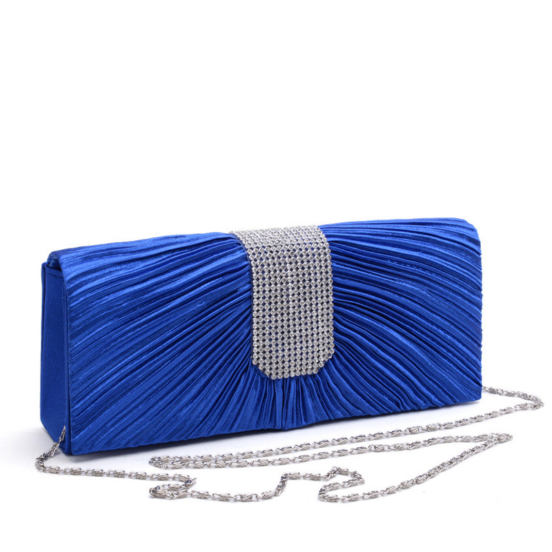 Popular Silver Prom Clutch-Buy Cheap Silver Prom Clutch lots from ...
