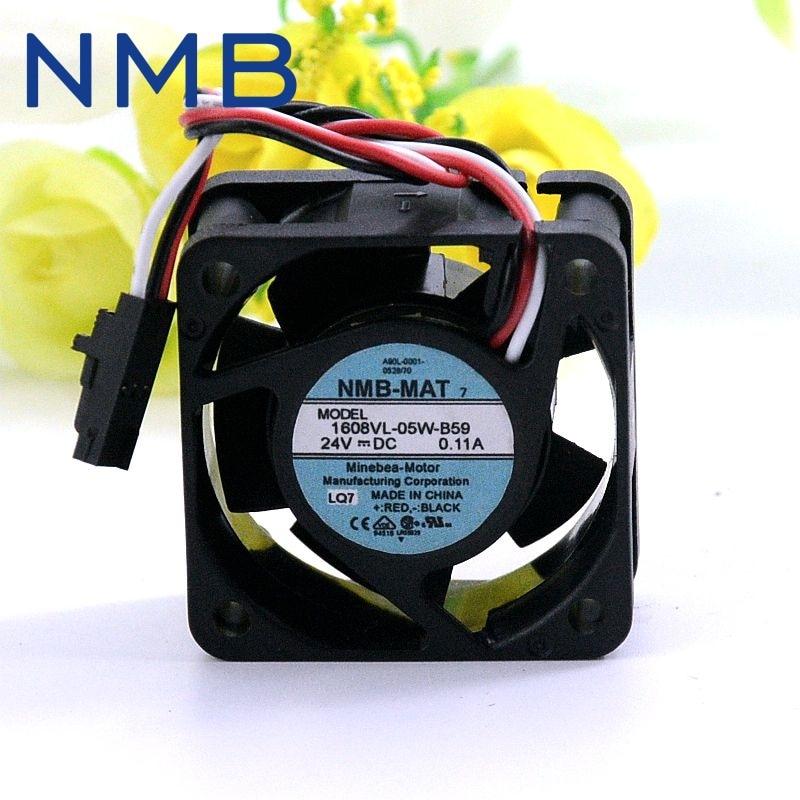 25pcs NMB 1608VL-05W-B59 Fanuc equipment fan