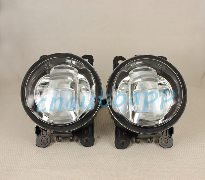 Custom Projector  Fog Light European Traffic Laws Fog Lamp For  NISSAN Patrol / Pathfinder / NV200 - One Set