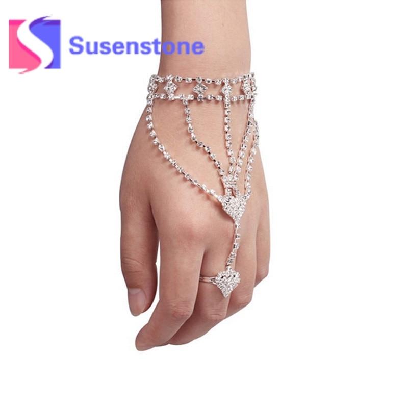 Bride Chain Bracelets...