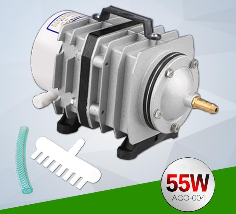 Pompe à oxygène croissante Portable pompe à air électromagnétique pompe à oxygène réservoir de poisson