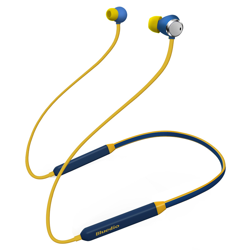Bluedio TN bluetooth earphone for mobile phones for running sport with Microphones phones