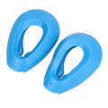 2pcs Profession Salon Hairdressing Hair Dye Ear Covers Ear Protectors Hair Color Styling Tools Earmuffs Prevent from Stain