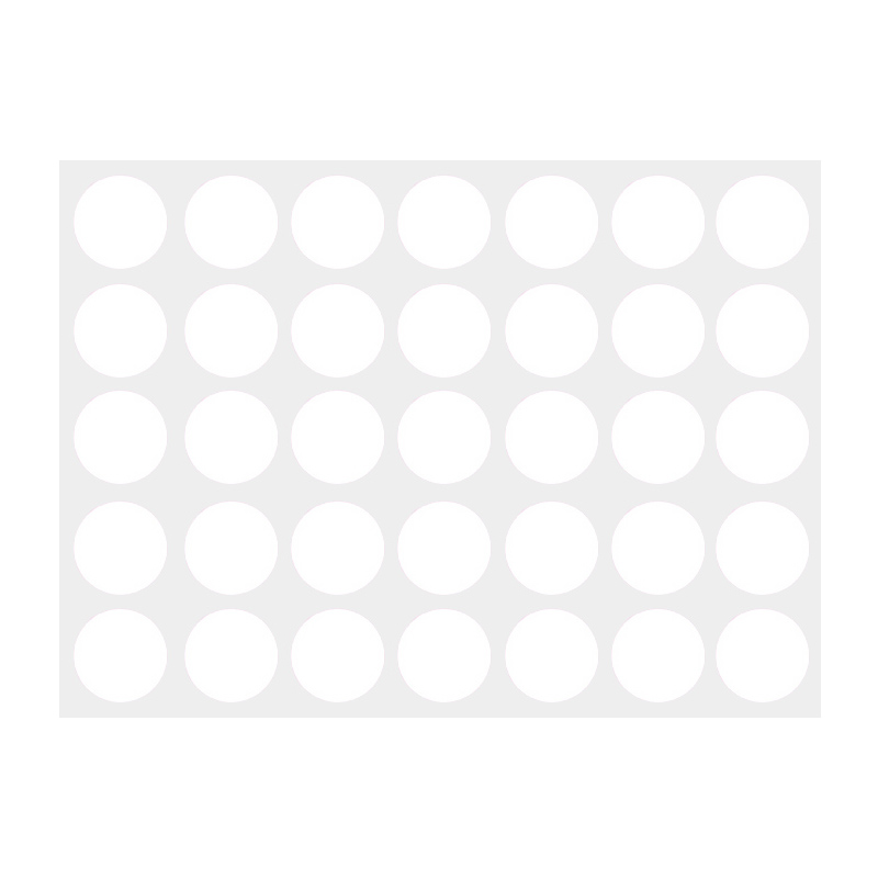 buy wall stickers white dots and get free shipping on aliexpress