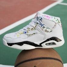 2019 Terbaru Plus Ukuran Sepatu Basket JORDAN Air Bawah FORCE 1 Tinggi Atas  Permainan Olahraga Atletik Pria Luar Ruangan Retro B.. 7e8b0126a7