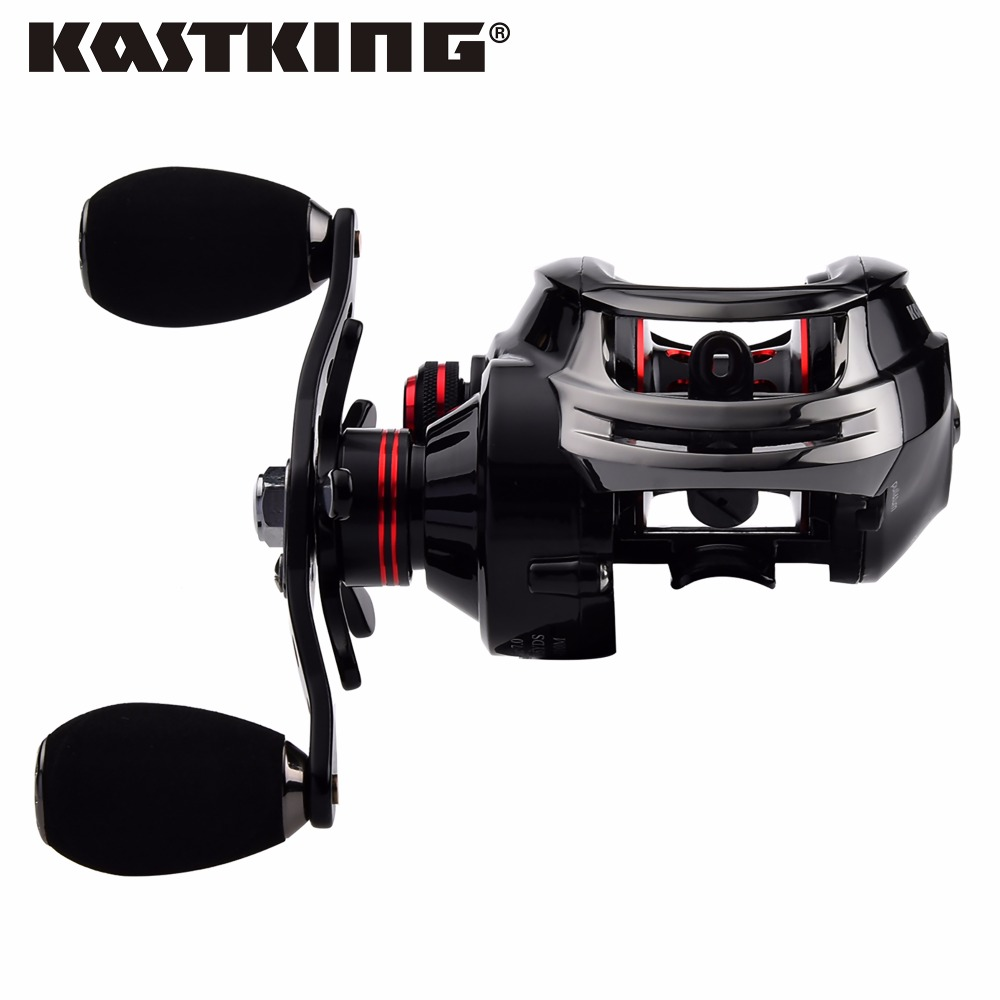 ФОТО KastKing Royale Legend Right Left Hand Baitcasting Fishing Reel 12BB 7.0:1 Bait Casting Reel Carp Fishing Gear