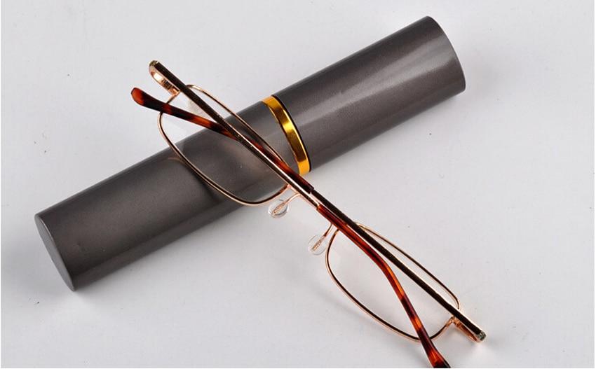 Lightweight Full Frame Reading Glasses : Slim Polished Full Frame Lightweight Unisex Men Women ...