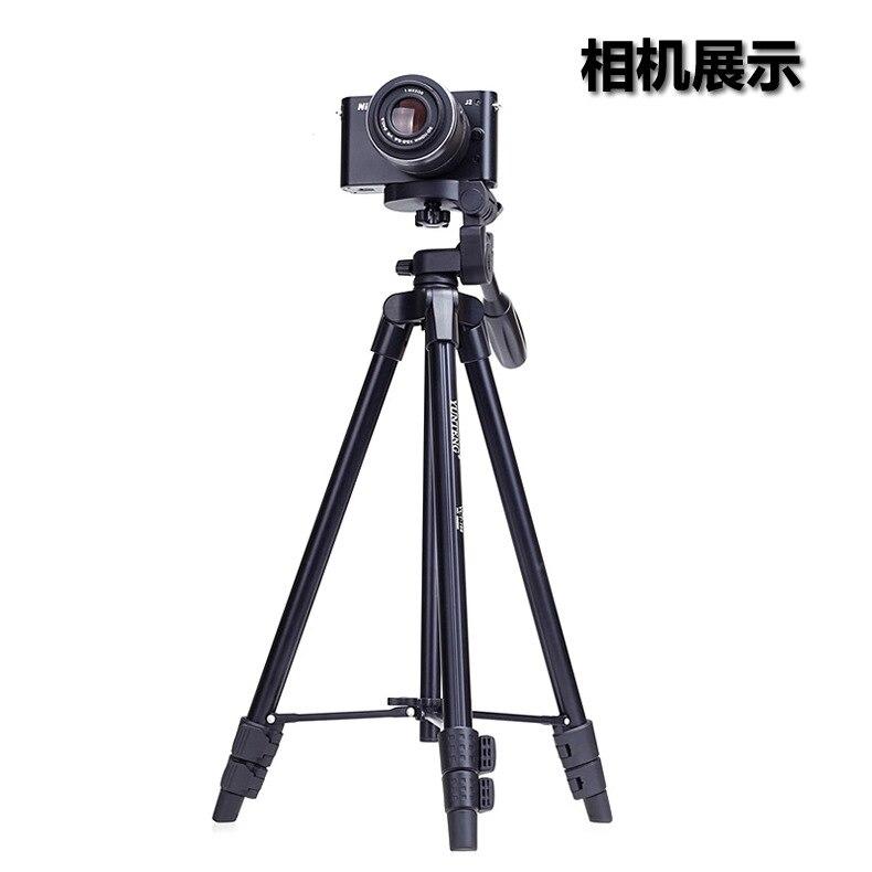 Yun Teng 520 Portable Tripod Panoramic Head for SRL Camera & Digital Camera &canon & Nikon & Sony php srl