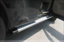 Side Door Step Running Board For 2008 2009 2010 2011 TOYOTA Highlander XU40 2nd Generation fast air ship