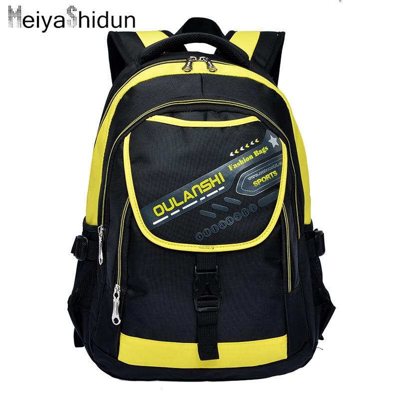 Orthopedic backpack kids school bags for Girls boy schoolbag children Waterproof backpacks travel Mochila Bolsa Escolar Infantil unme children schoolbag for grade 1 3 girls backpack waterproof leather light for boy
