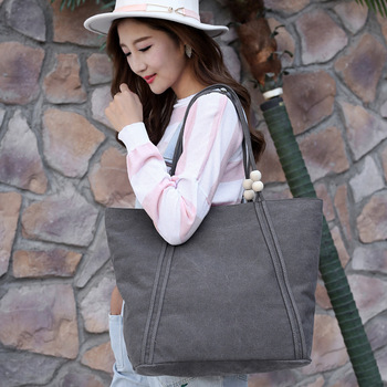 High Quality Luxury Handbags Women Tote Bags Designer Big Canvas Shoulder Bags Ladies Hand Bags Female Shopping Bag 1