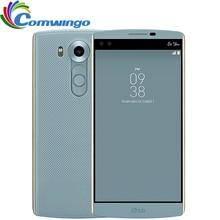 Original LG V10 4GB RAM 64GB ROM Android 16MP Hexa Core 5.7'' 2560*1440 4G LTE Smart phone Cellphone lgv10 Phone