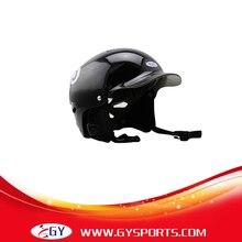 Kayak  helmet CE approved ACE water helmet head  protectors  adult abs sports helmet safety skate mens female  black white