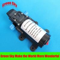 high quality 80w dc 12v automatic mini diaphragm water pump