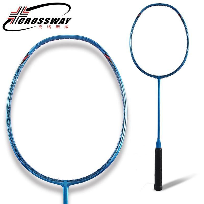 racquet badminton 2018 Light Weight Badminton Racquet 30LBS Sports Badminton Racket 100%carbon badminton racket with bag new arrival arc10 5u 77g super light badminton racket 100% carbon black white badminton racquet traning racket