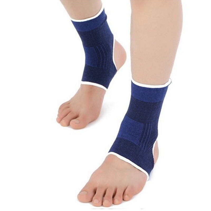 Soft elastic ankle movement support fitness exercise ankle protection equipment fitness protection bandage horse riding equipmen 1