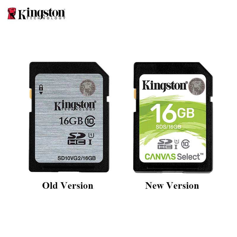 Image 3 - Kingston SD Card 16GB/32GB/64GB/128GB SDHC Class 10 UHS I 80 MB/s Reader For Android SmartPhone-in Memory Cards from Computer & Office