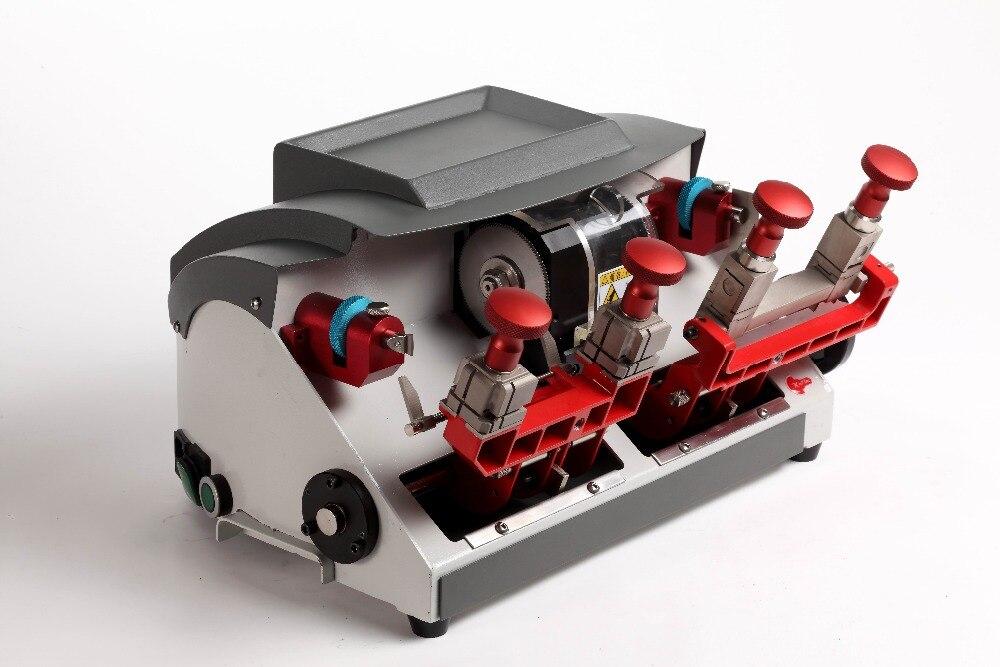 2018 Best P2 Vertical Milling Machine Universal Key Copy Machine For Locksmith Any Key Better Than Slica Key Cutting Machine
