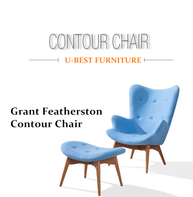 Marvelous Us 428 0 U Best Replica Modern Lounge Furniture R160 Contour Chair And Footstool In Chaise Lounge From Furniture On Aliexpress Machost Co Dining Chair Design Ideas Machostcouk