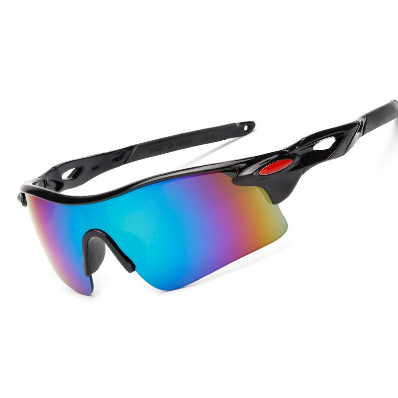 Cyclezone Cycling <font><b>Glasses</b></font> <font><b>Bike</b></font> Outdoor Sports Bicycle Sunglasses For Men Women Goggles Eyewear <font><b>5</b></font> <font><b>Lens</b></font> Myopia Frame image