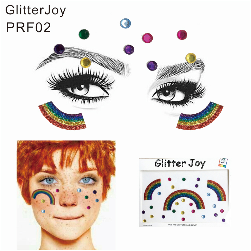 Tattoo & Body Art Hfg11 1pc White Fake Pearl And Clear Jewel Gem Face Sticker Body Paint Decor For Dressing Party Carnival Fiesta Holiday Gift Beauty & Health