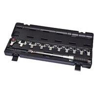 Тайвань производство 20 100nm динамометрический ключ 3/8 retchat головы открыть закрыть вставить инструменты динамометрический ключ мера инструме