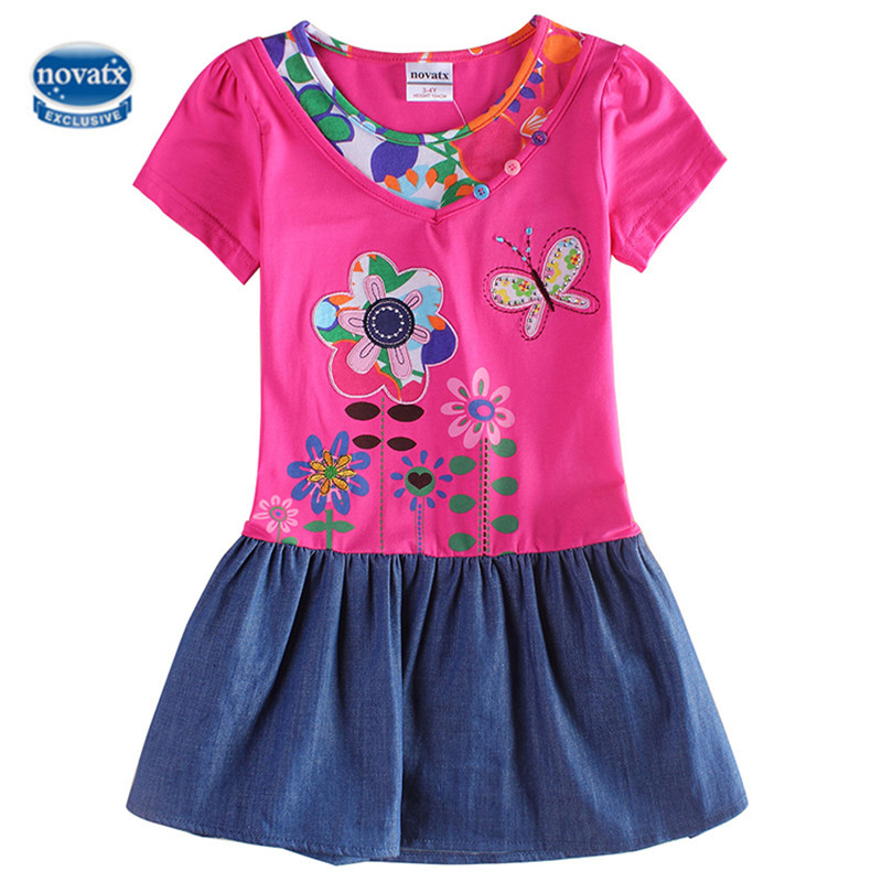 dress for girls children clothing summer style princess ...