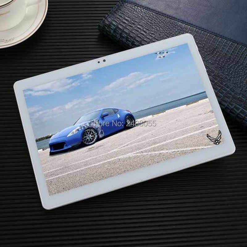 2.5D الزجاج 10 بوصة الروبوت 8.0 أقراص PC الثماني الأساسية المزدوج سيم بطاقة 4 جرام LTE مكالمة هاتفية GPS بلوتوث 64 جرام ROM 4 جرام RAM اللوحي 10 10.1