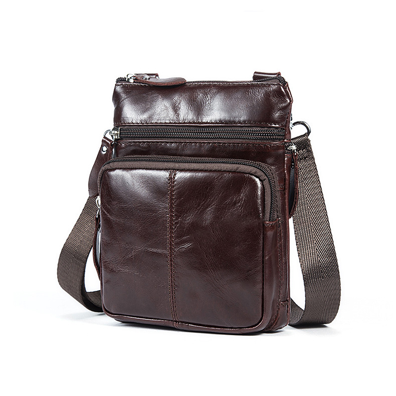 Topdudes.com - Designer's Luxury  Genuine Leather Cross Body Shoulder Bag