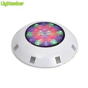 Image 2 - 27W 36W 54W 72W RGB Swimming Pool LED Lamp IP67 Underwater Spotlight Remote Control Pond Lights 12V Lighting Fountain