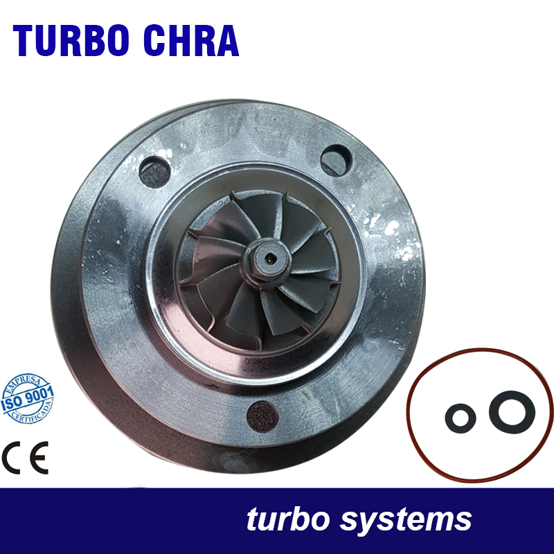Turbocharger CHRA CORE cartridge 54351014861 54359710009 KP35 for Ford Fiesta VI Fusion 1.4 TDCI Mazda 2 1.4 MZ-CD DV4TD 50KW vi jw1 mz mi j21 mz vi j11 mz cr400el 20970284a 240sc3mh