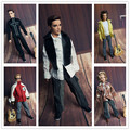 for barbie doll's boy friend clothes Ken Prince male doll clothes sportswear third wave